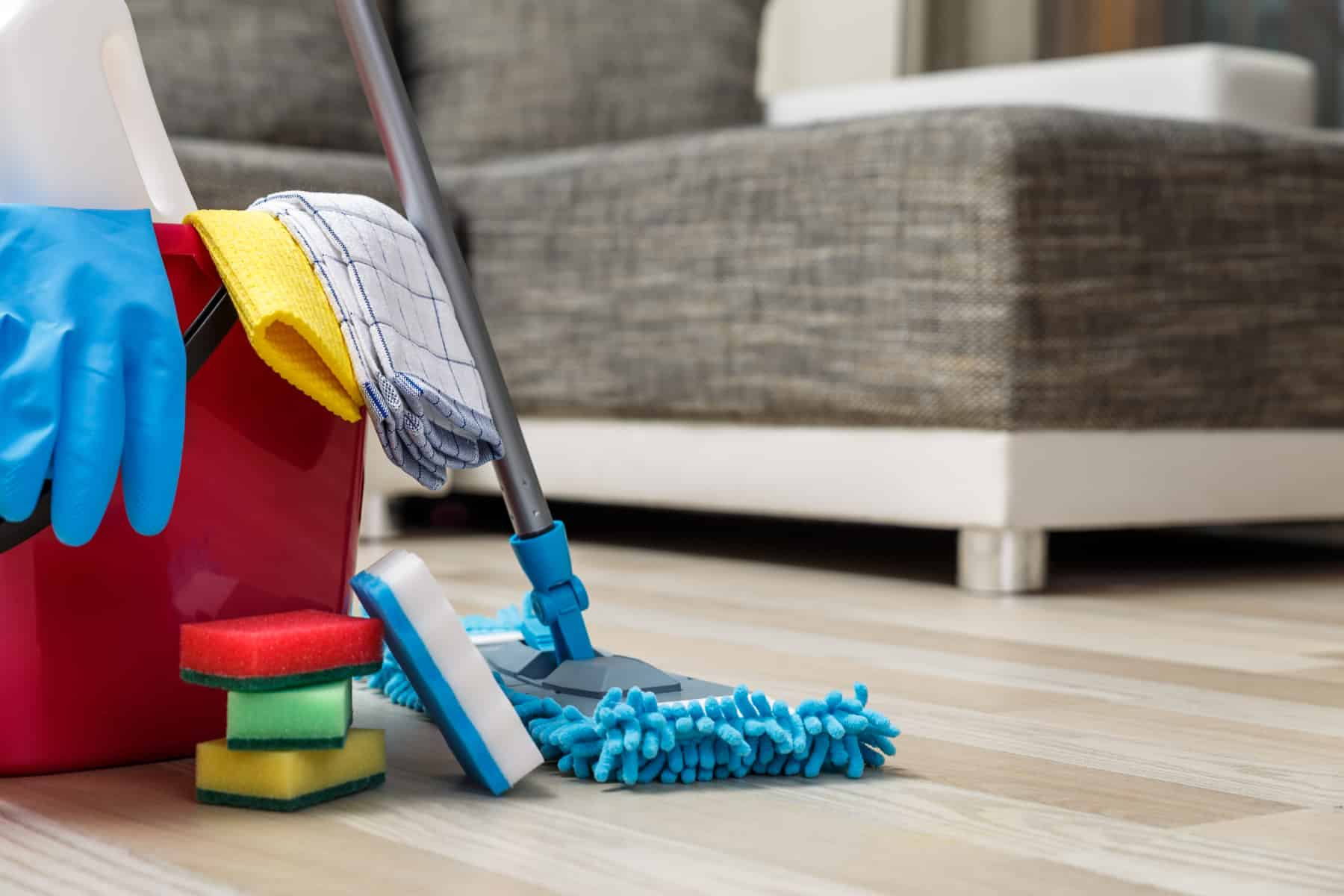 Home cleaning maid service in houston